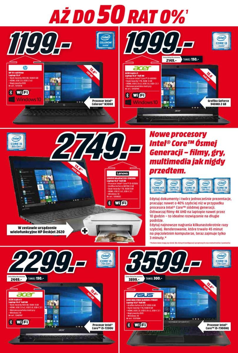 Gazetka promocyjna Media Markt do 20/06/2018 str.6