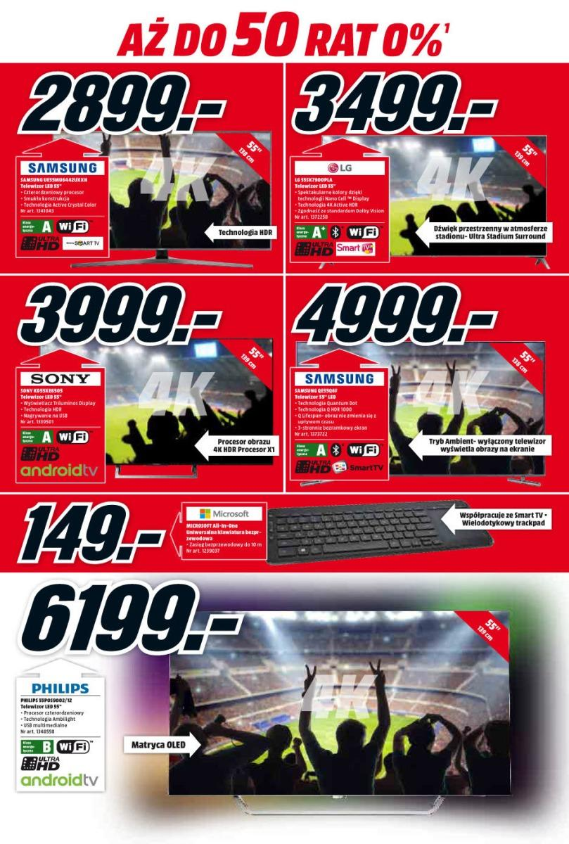 Gazetka promocyjna Media Markt do 20/06/2018 str.2