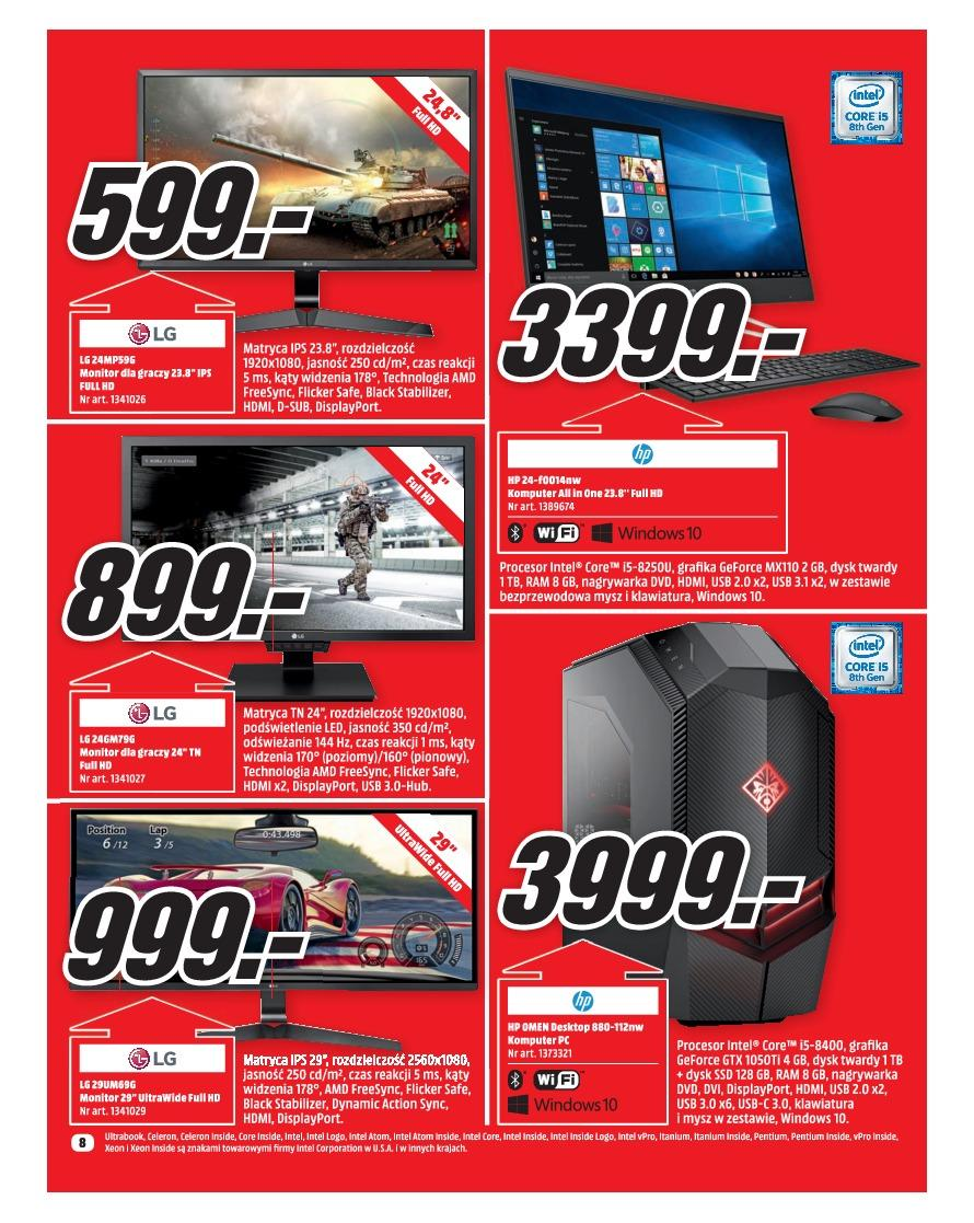Gazetka promocyjna Media Markt do 31/01/2019 str.7