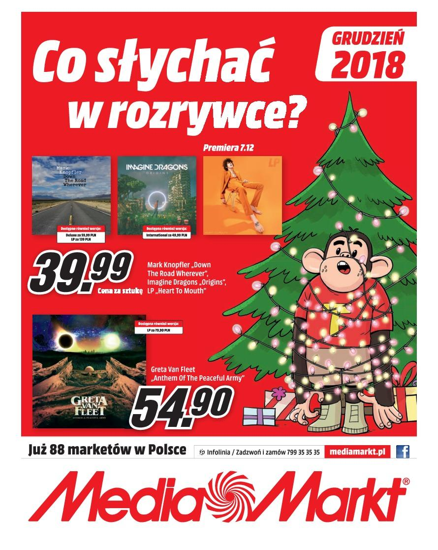 Gazetka promocyjna Media Markt do 31/12/2018 str.28