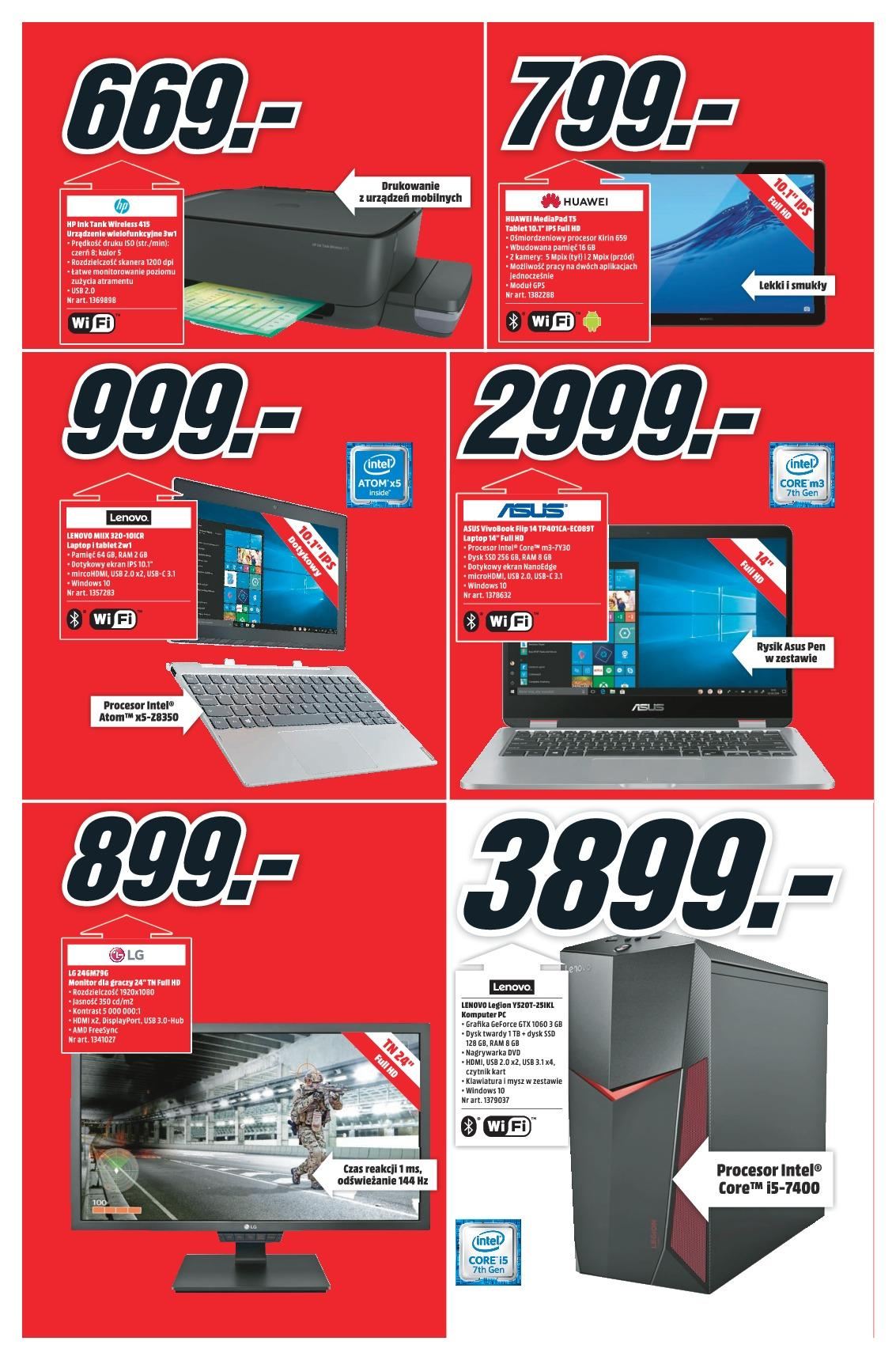 Gazetka promocyjna Media Markt do 17/10/2018 str.7