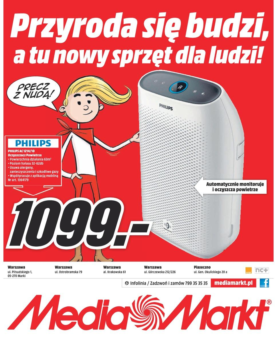 Gazetka promocyjna Media Markt do 24/05/2018 str.3