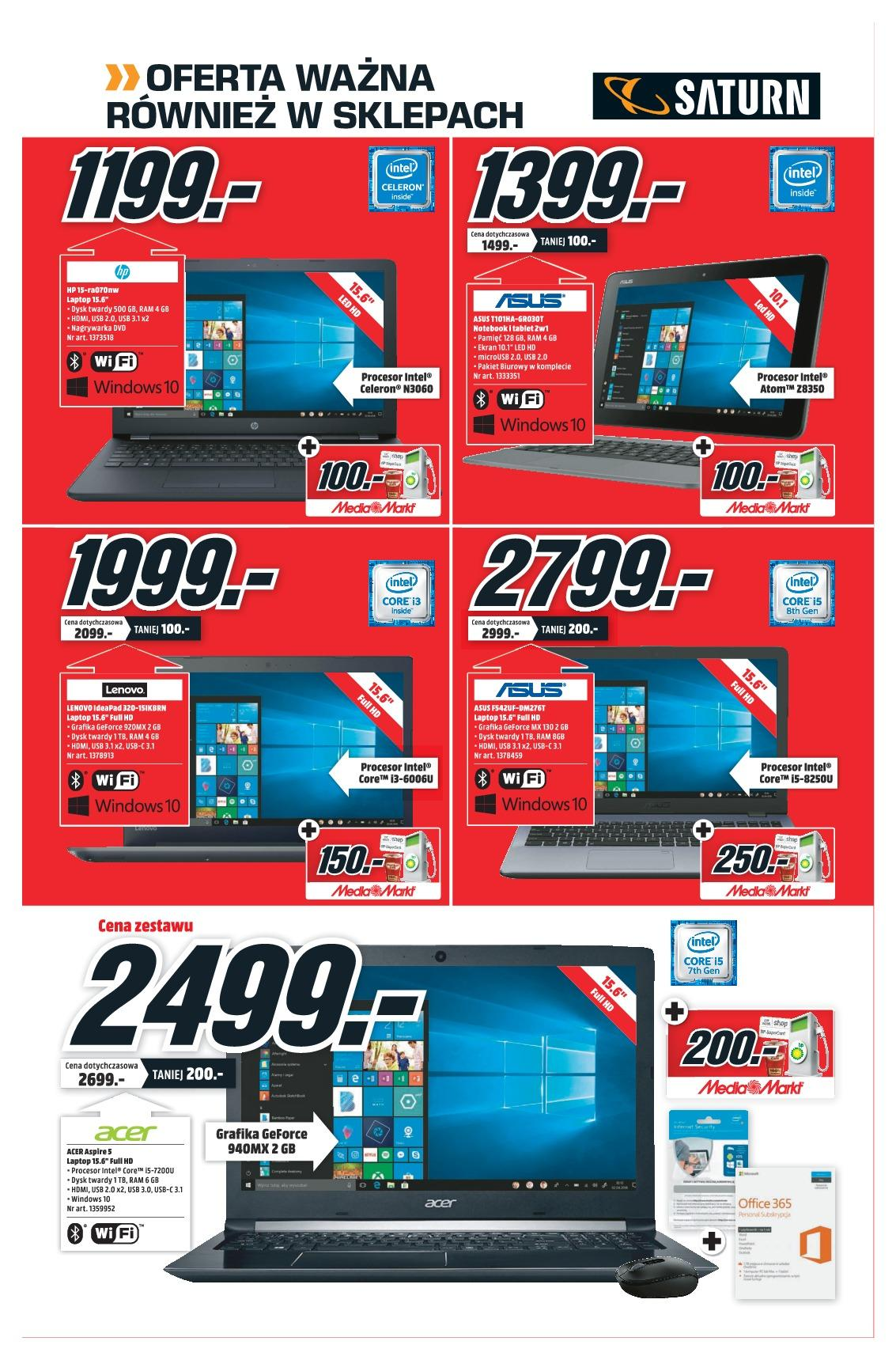 Gazetka promocyjna Media Markt do 06/08/2018 str.8