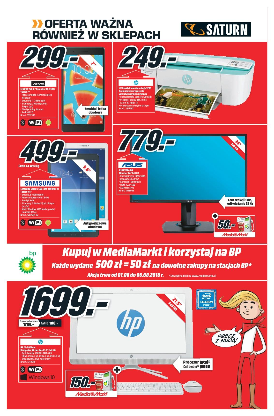 Gazetka promocyjna Media Markt do 06/08/2018 str.9