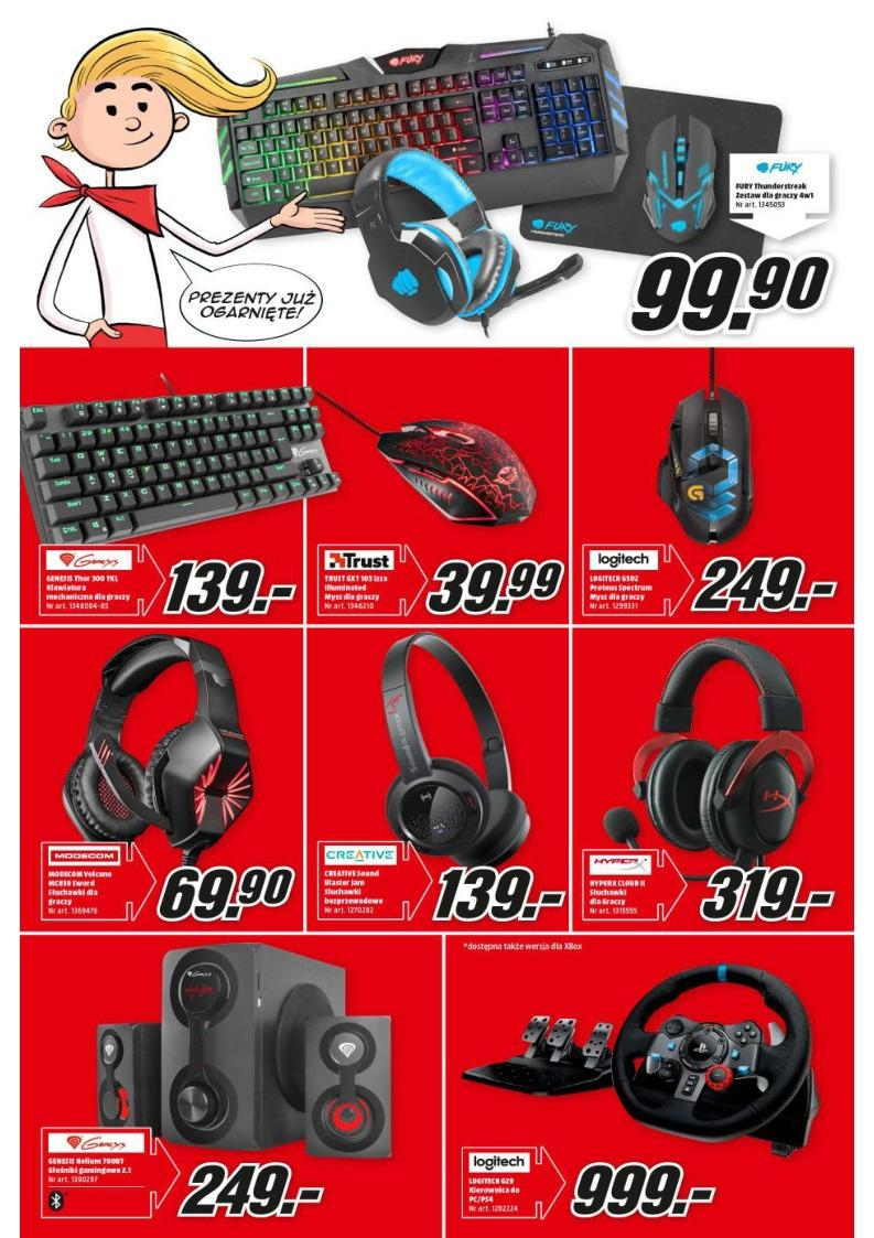 Gazetka promocyjna Media Markt do 05/12/2018 str.5