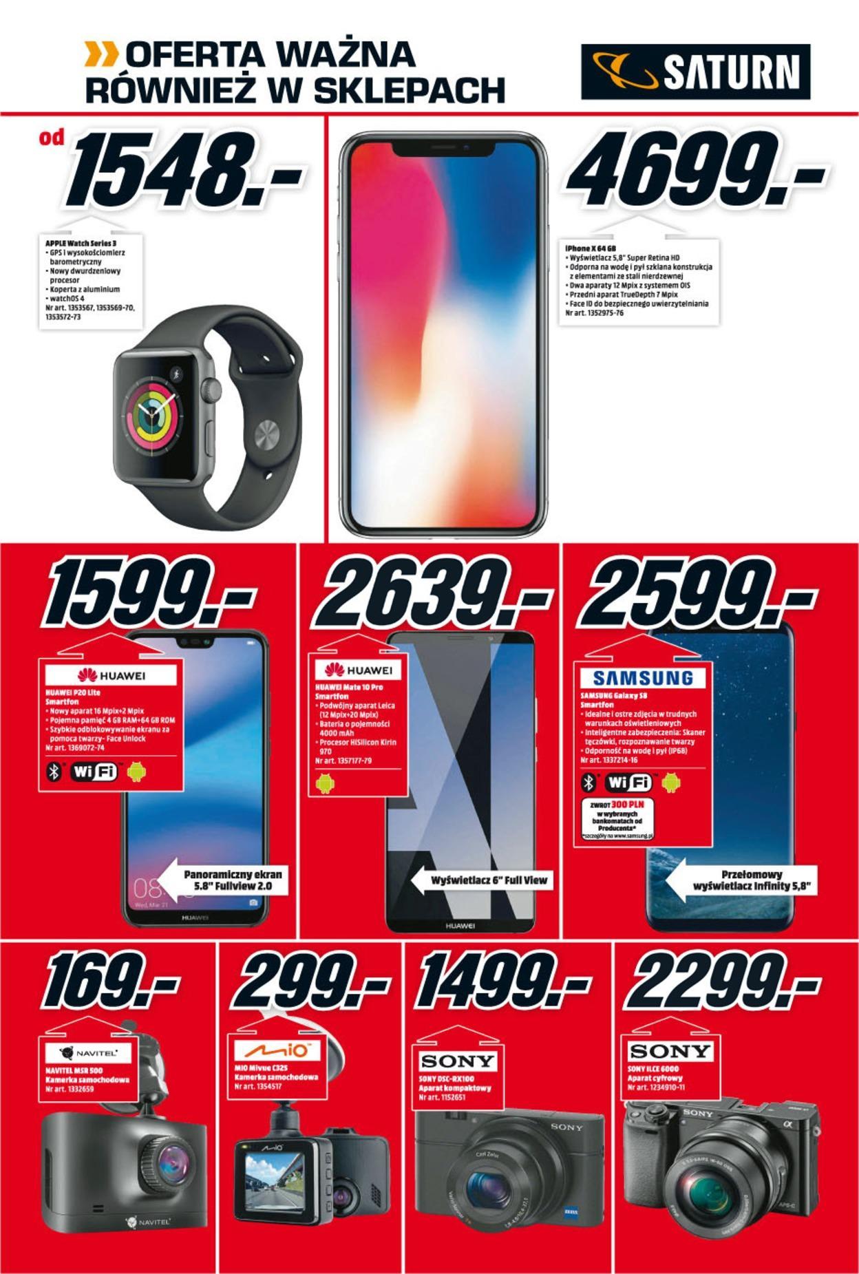 Gazetka promocyjna Media Markt do 25/07/2018 str.6