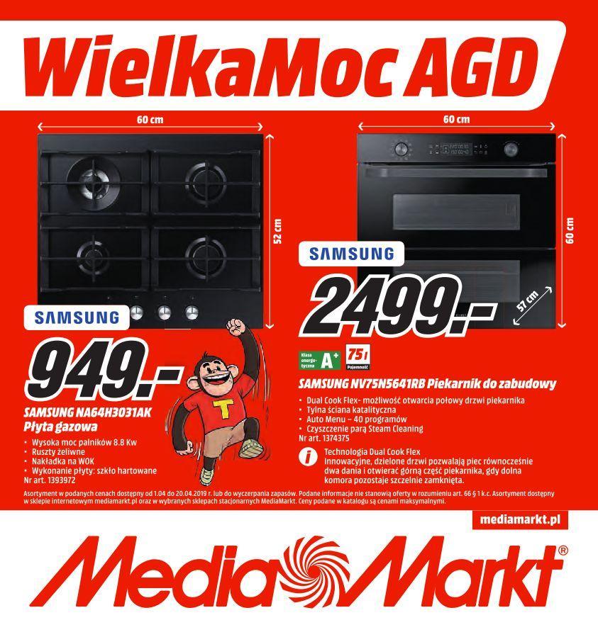 Gazetka promocyjna Media Markt do 20/04/2019 str.23