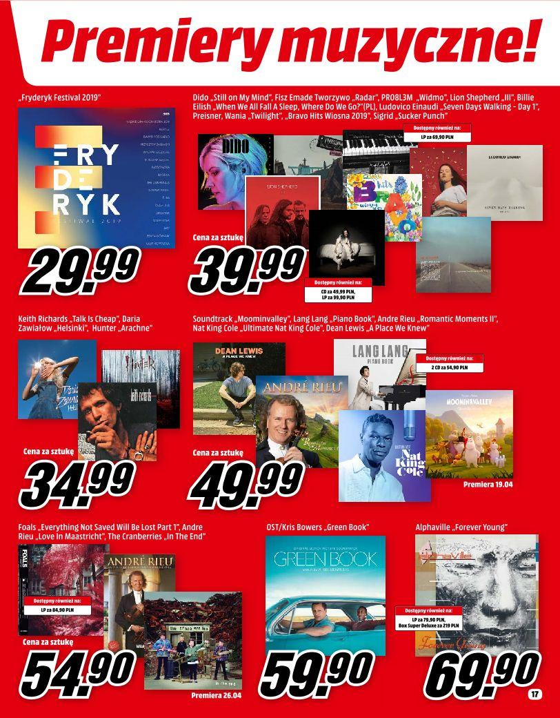 Gazetka promocyjna Media Markt do 30/04/2019 str.16
