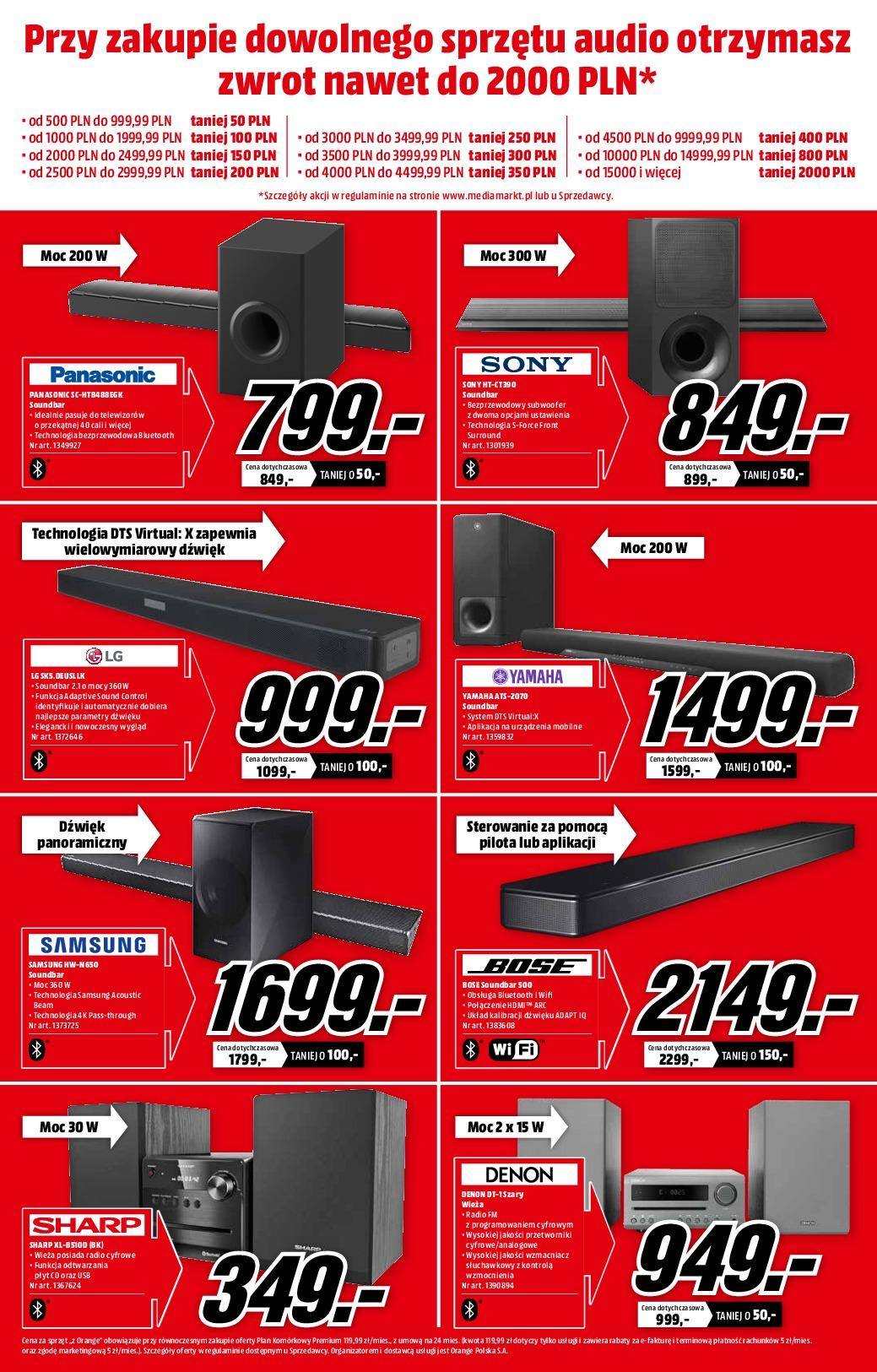 Gazetka promocyjna Media Markt do 17/01/2019 str.4