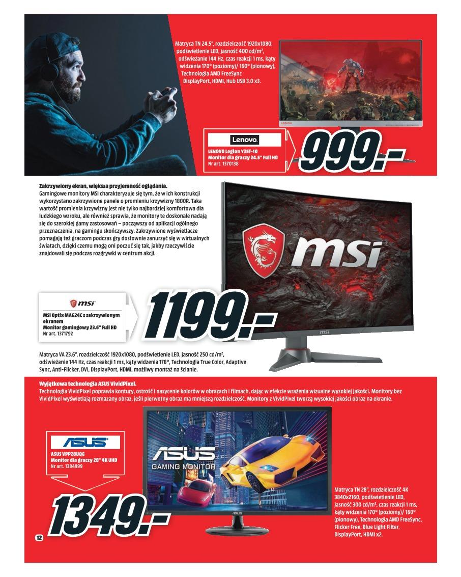 Gazetka promocyjna Media Markt do 30/11/2018 str.12