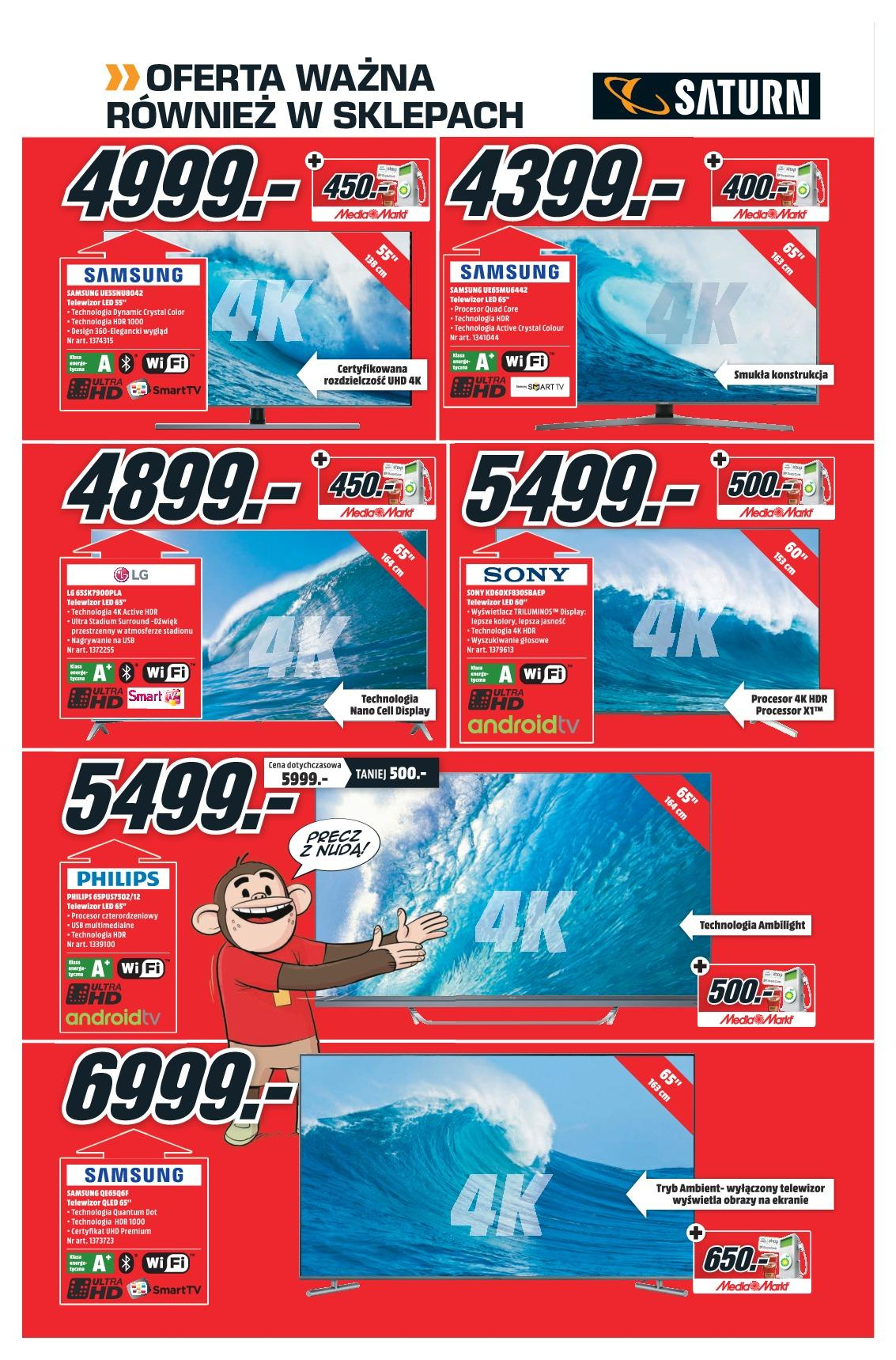 Gazetka promocyjna Media Markt do 06/08/2018 str.7