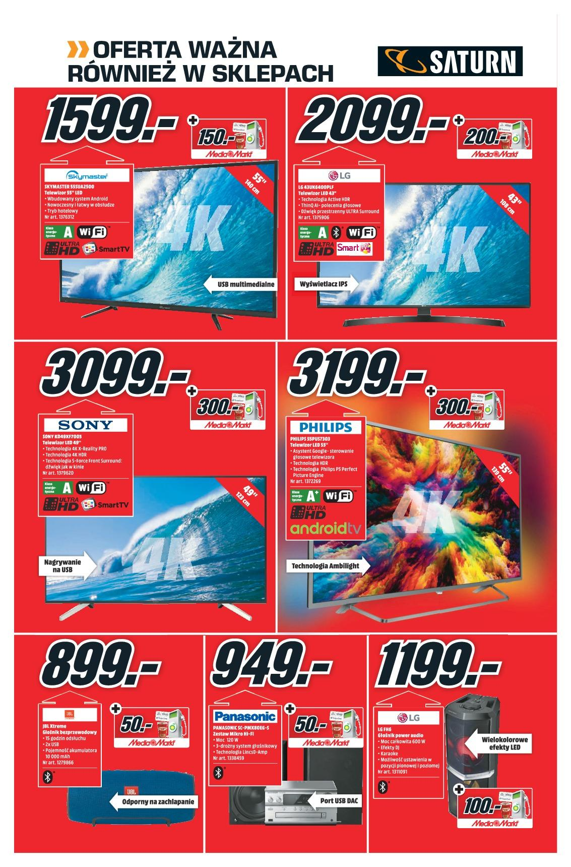 Gazetka promocyjna Media Markt do 06/08/2018 str.6
