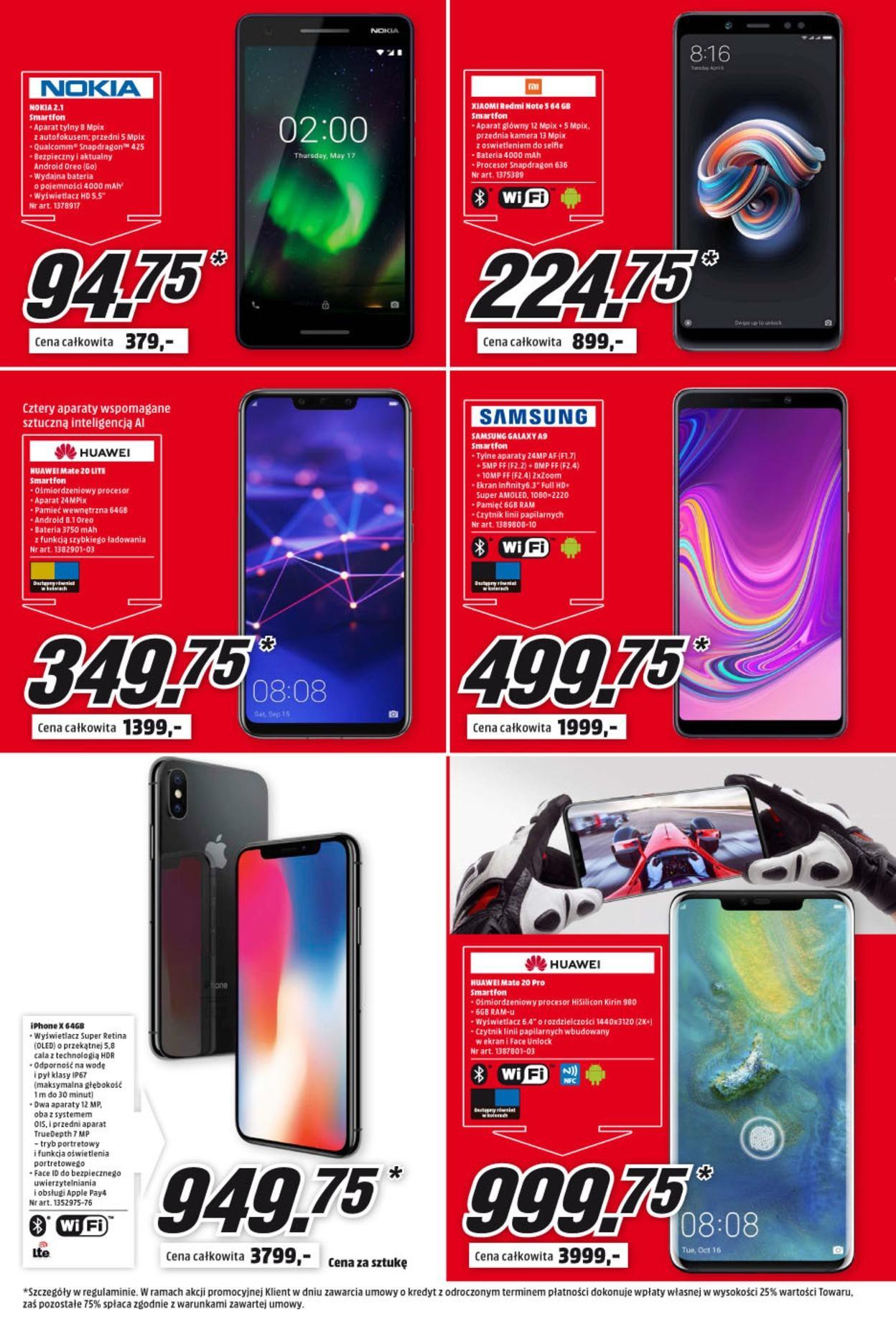 Gazetka promocyjna Media Markt do 13/02/2019 str.1