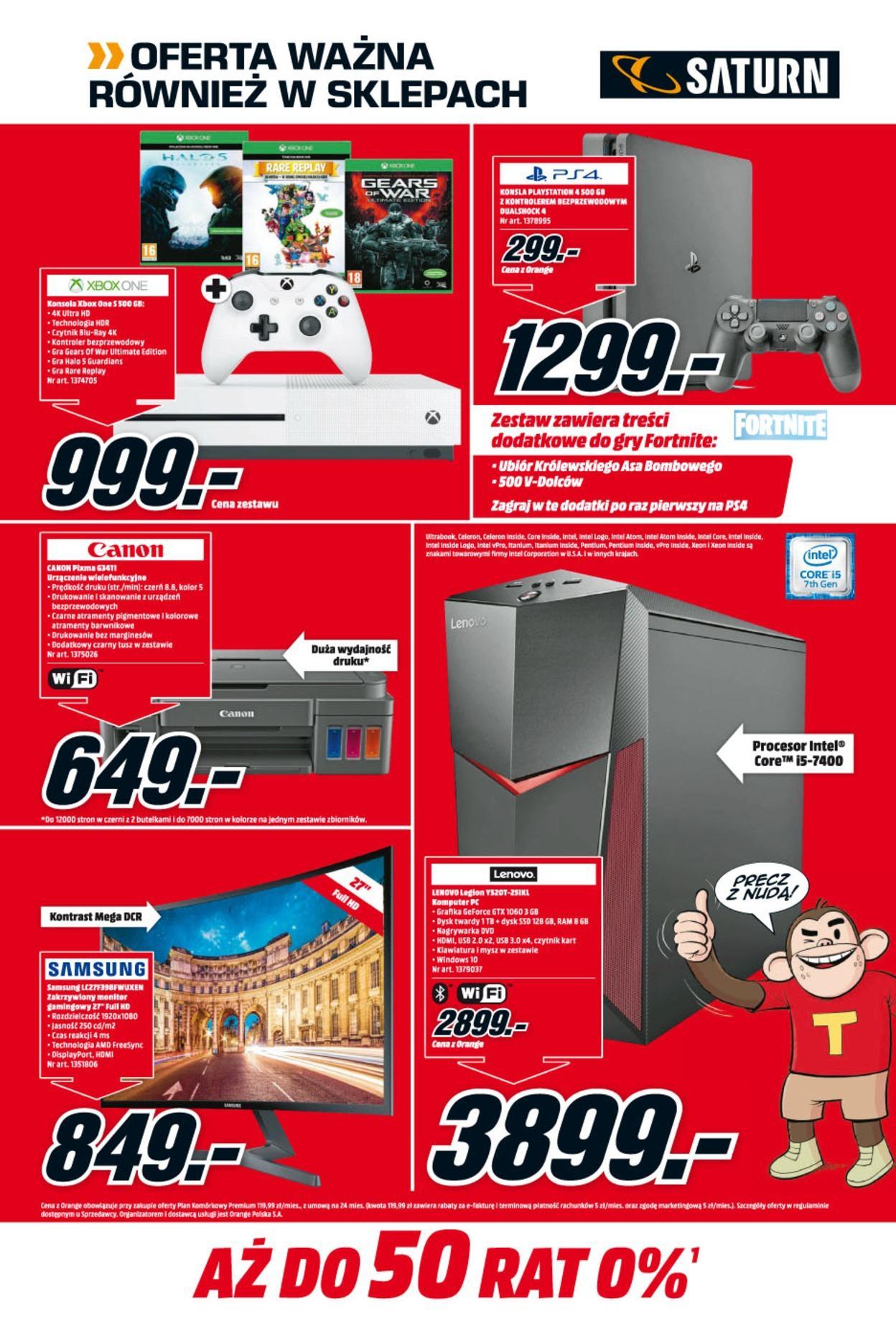 Gazetka promocyjna Media Markt do 31/07/2018 str.7