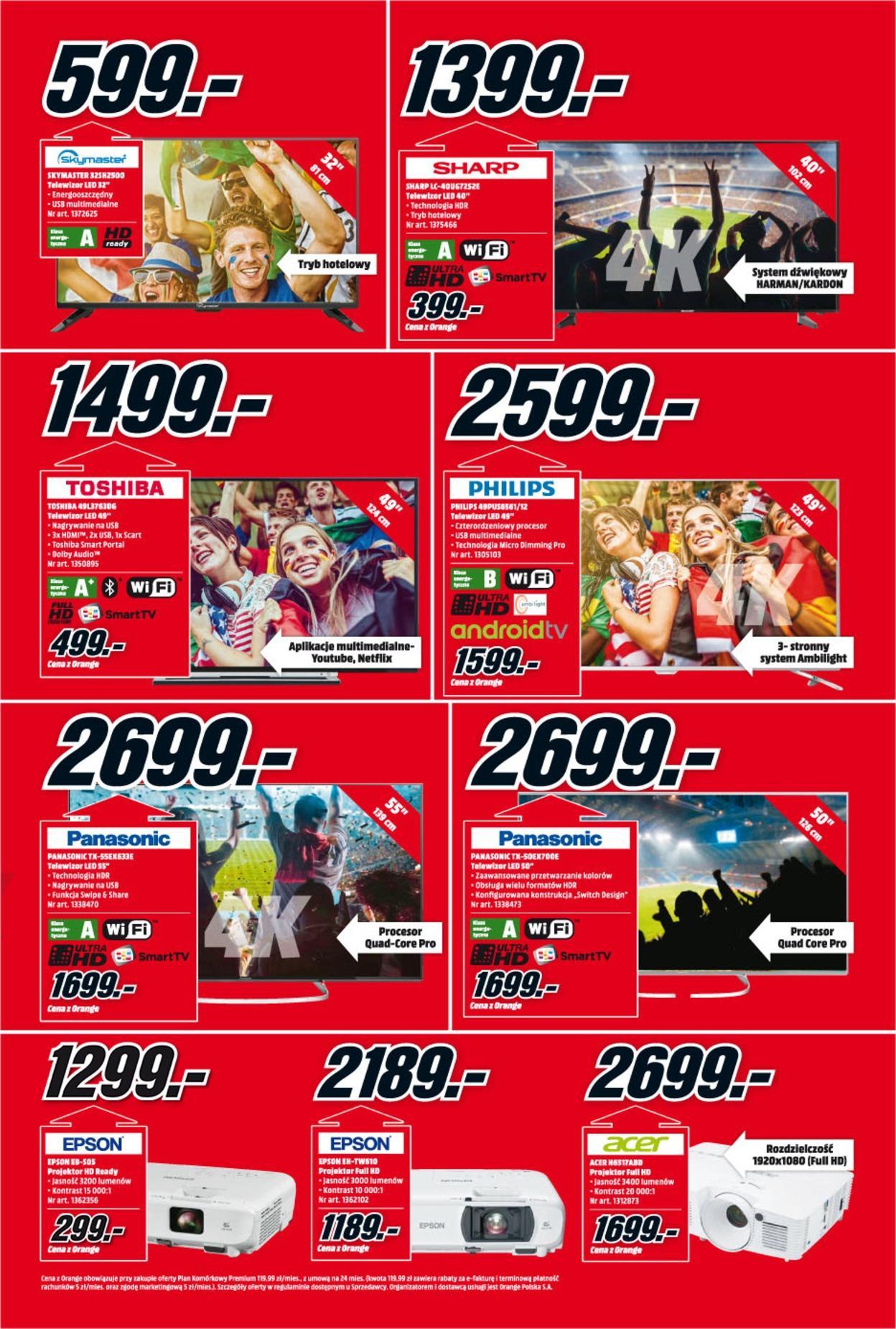Gazetka promocyjna Media Markt do 04/07/2018 str.2
