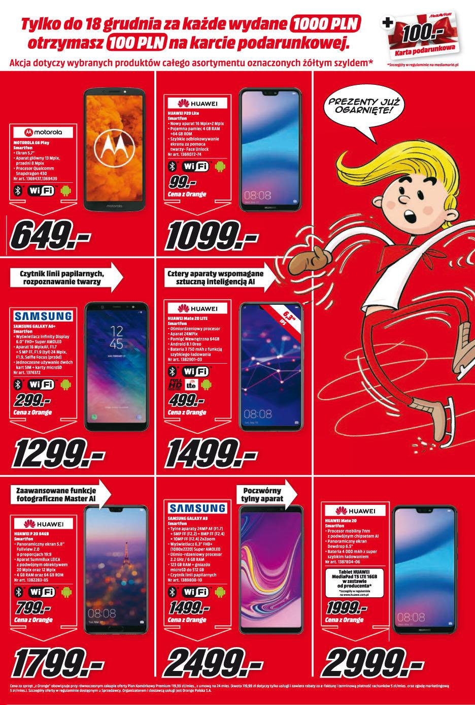 Gazetka promocyjna Media Markt do 24/12/2018 str.10