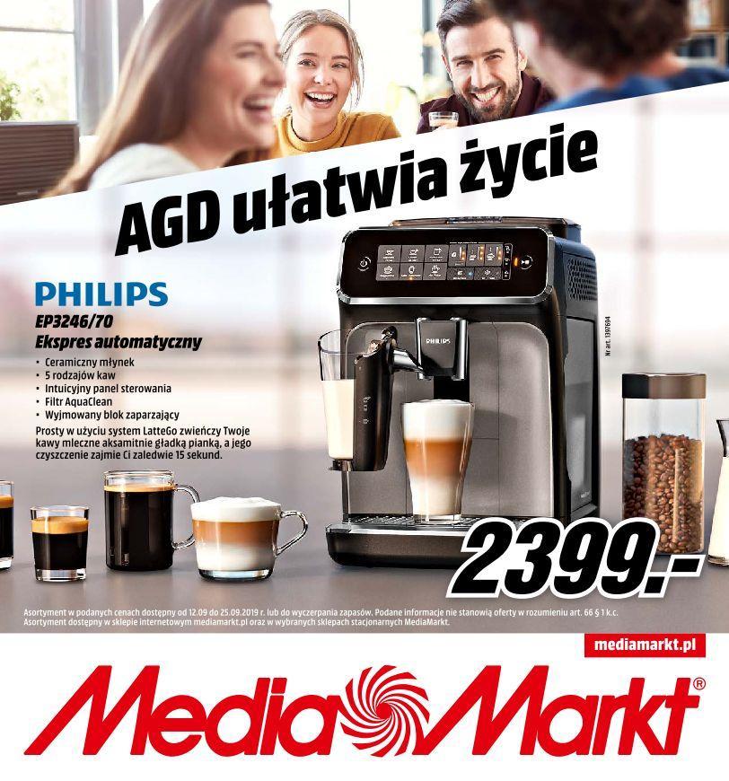 Gazetka promocyjna Media Markt do 25/09/2019 str.1