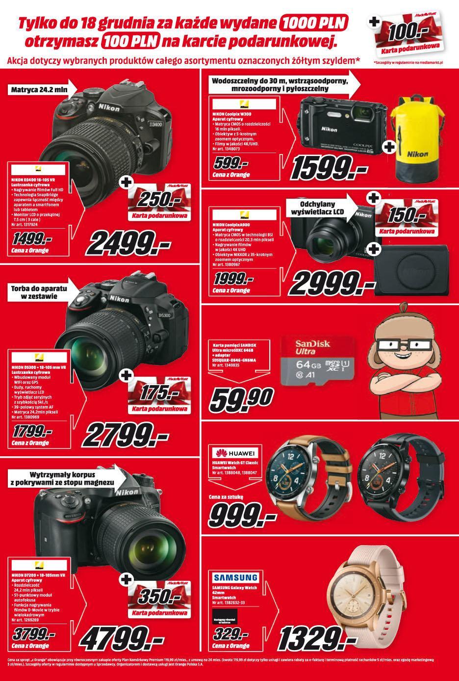 Gazetka promocyjna Media Markt do 24/12/2018 str.4