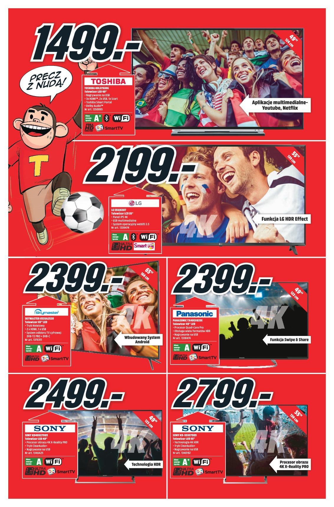 Gazetka promocyjna Media Markt do 27/06/2018 str.5