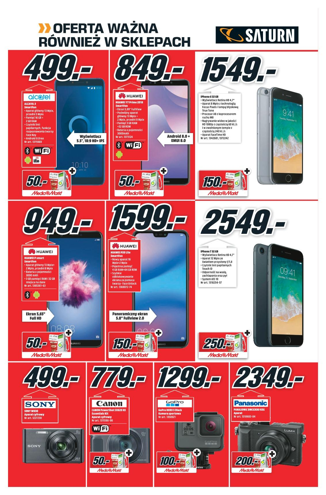 Gazetka promocyjna Media Markt do 06/08/2018 str.11