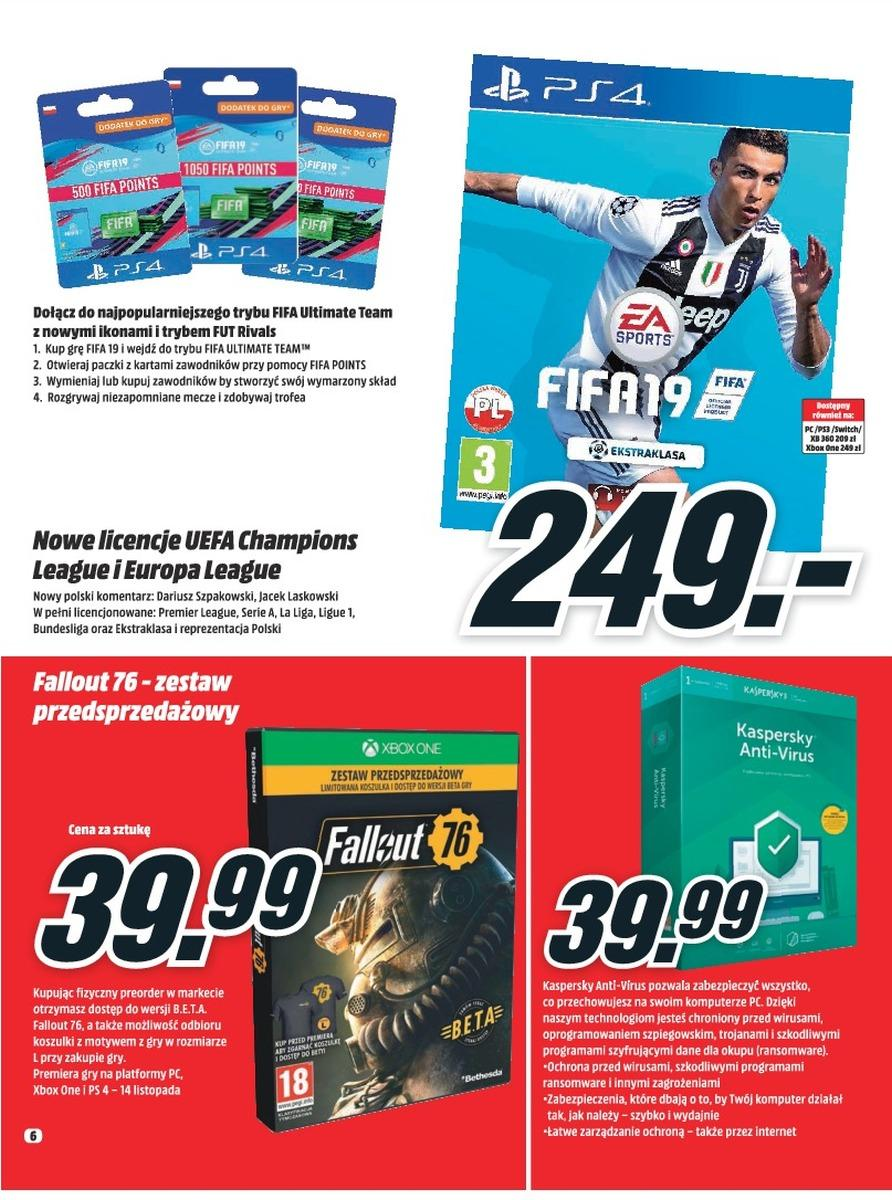 Gazetka promocyjna Media Markt do 31/10/2018 str.5