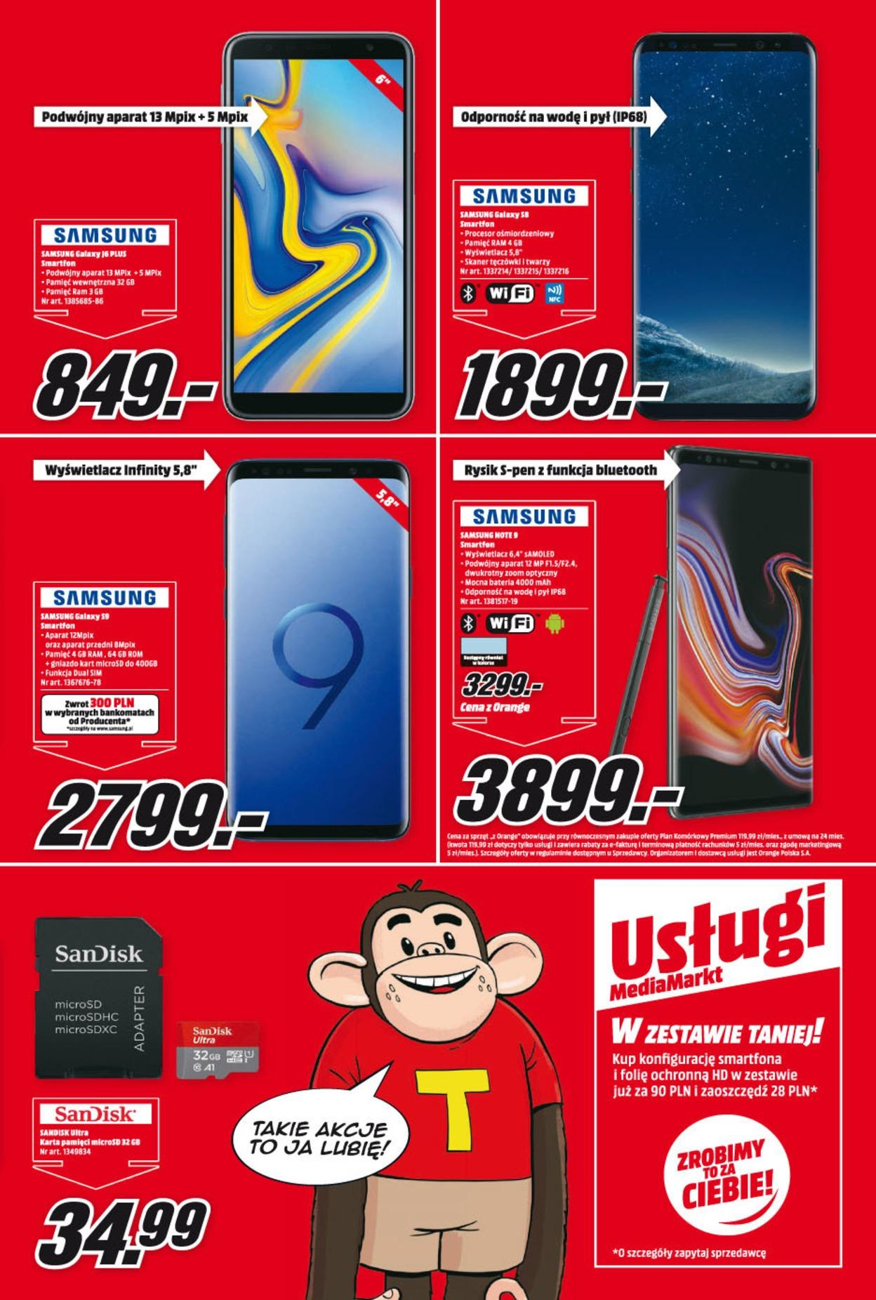 Gazetka promocyjna Media Markt do 21/01/2019 str.6