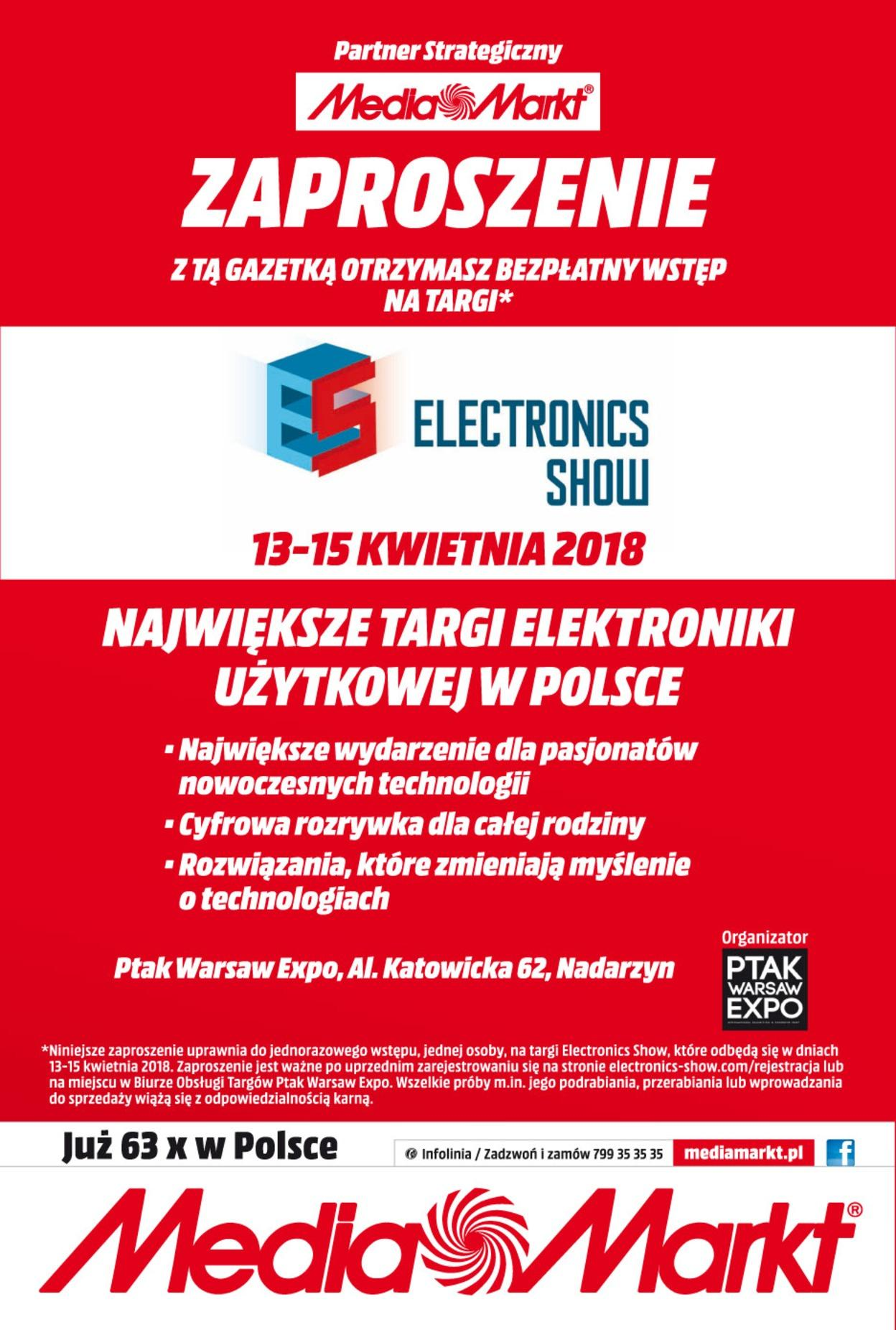 Gazetka promocyjna Media Markt do 07/04/2018 str.7