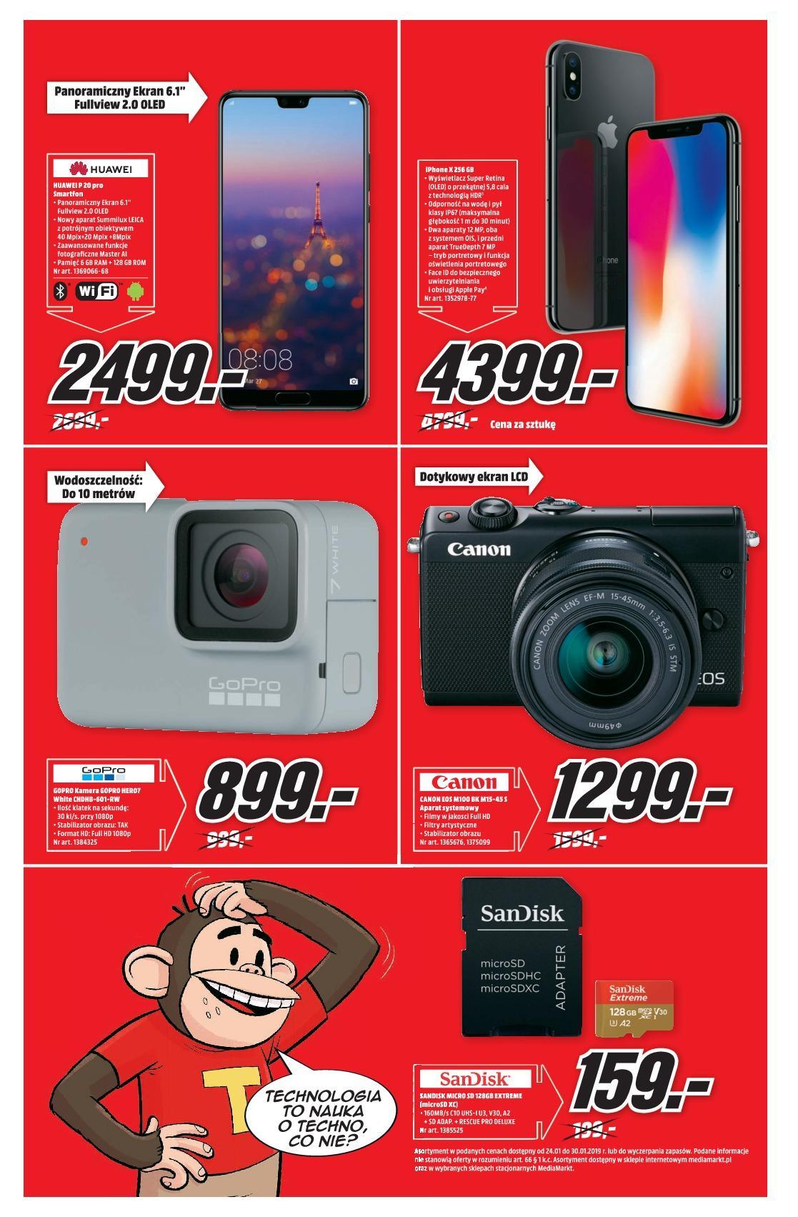Gazetka promocyjna Media Markt do 30/01/2019 str.3