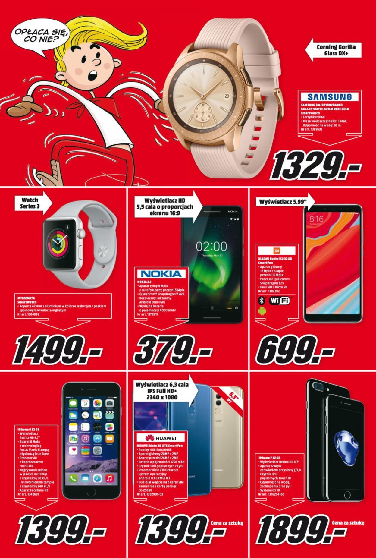 Gazetka promocyjna Media Markt do 21/01/2019 str.5