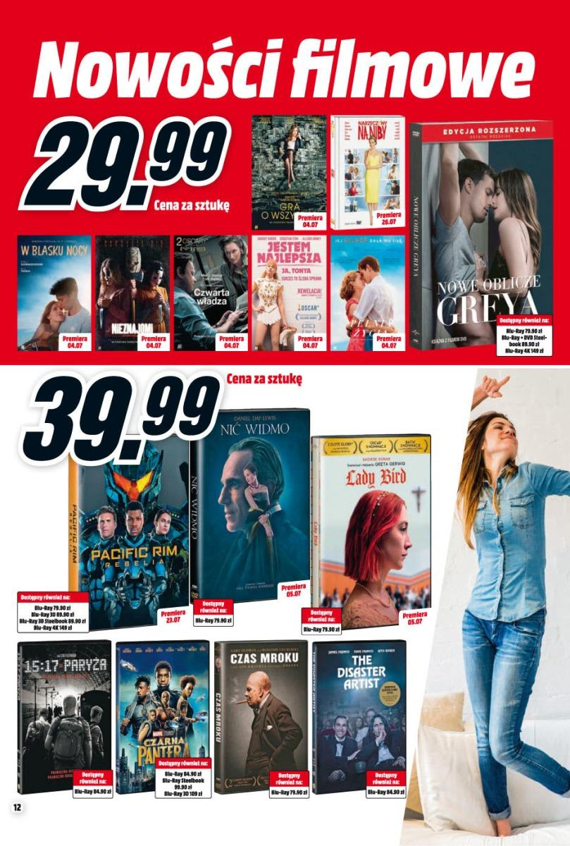 Gazetka promocyjna Media Markt do 31/07/2018 str.12