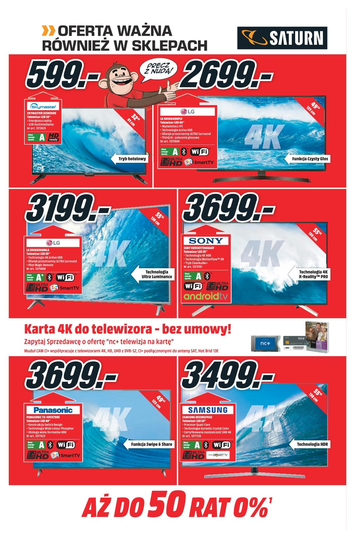Gazetka promocyjna Media Markt do 11/08/2018 str.1