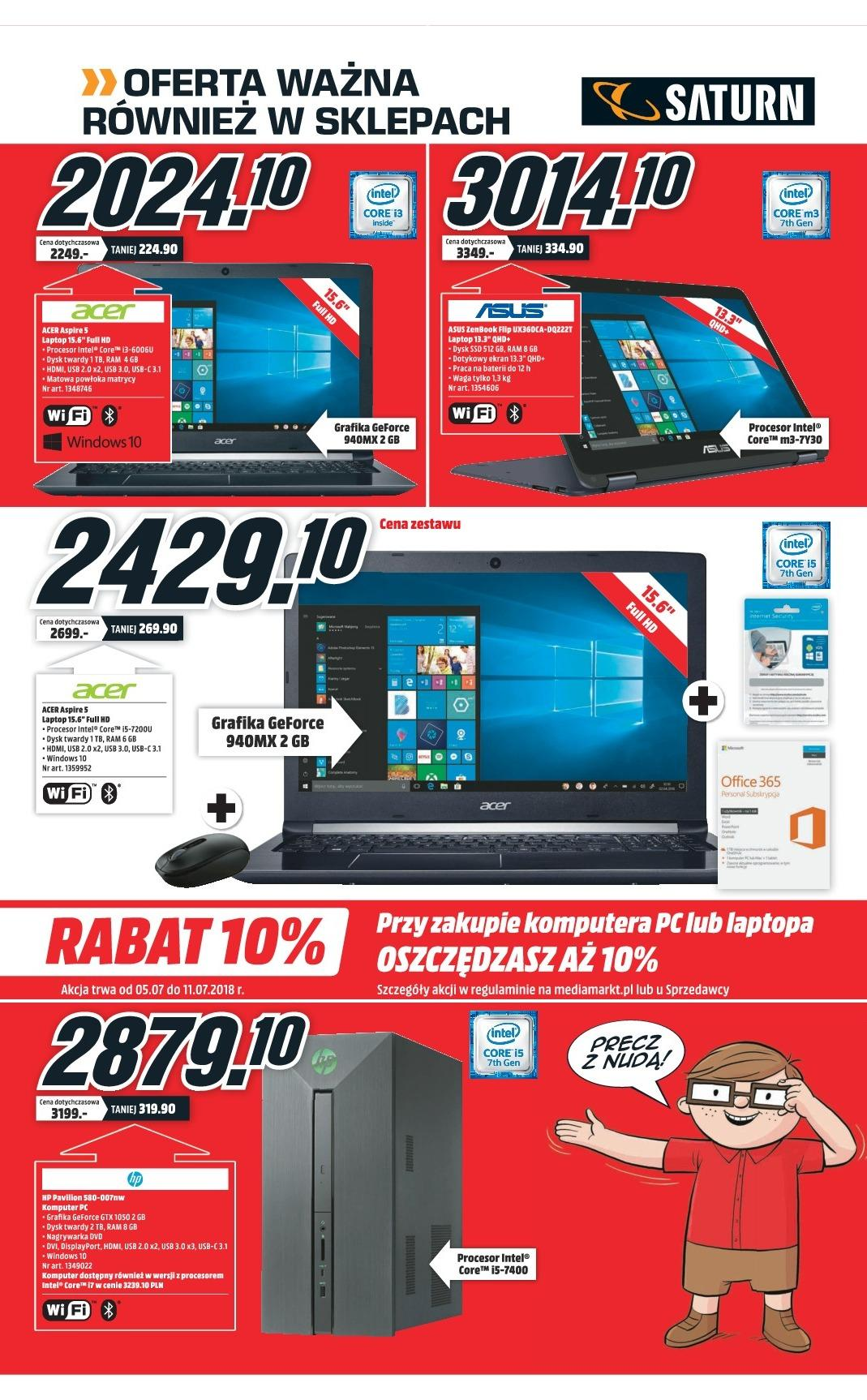 Gazetka promocyjna Media Markt do 11/07/2018 str.6