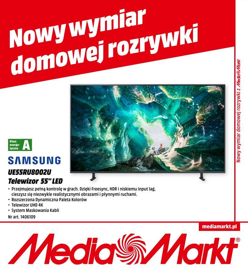 Gazetka promocyjna Media Markt do 31/10/2019 str.1