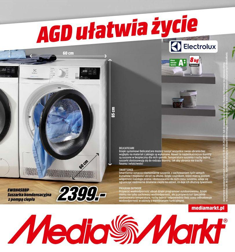 Gazetka promocyjna Media Markt do 25/09/2019 str.28