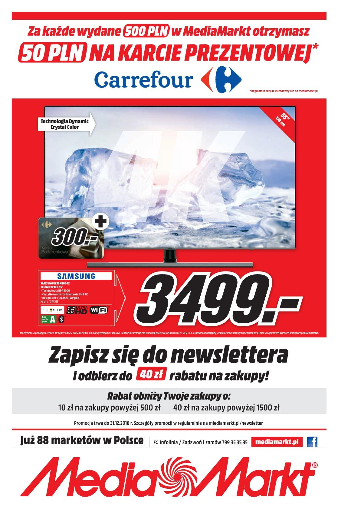 Gazetka promocyjna Media Markt do 12/12/2018 str.8
