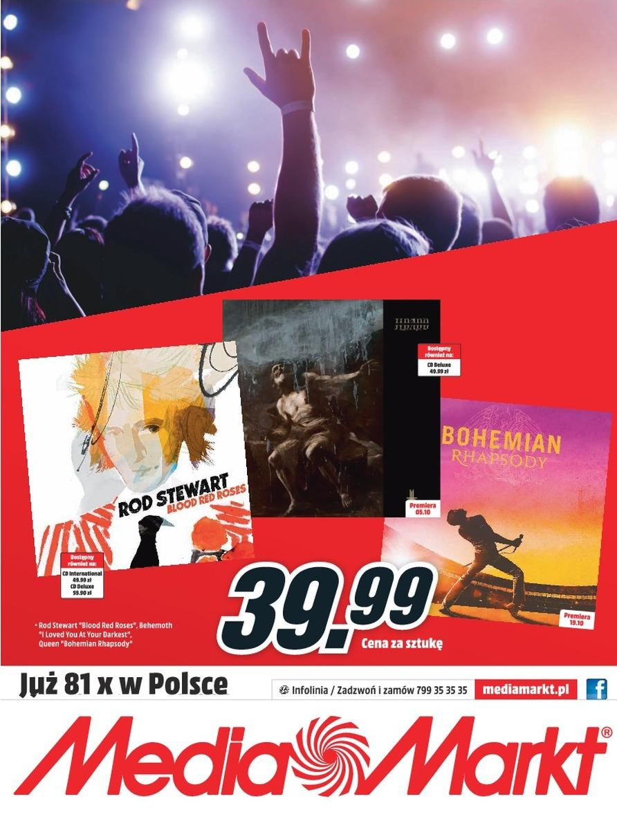 Gazetka promocyjna Media Markt do 31/10/2018 str.24