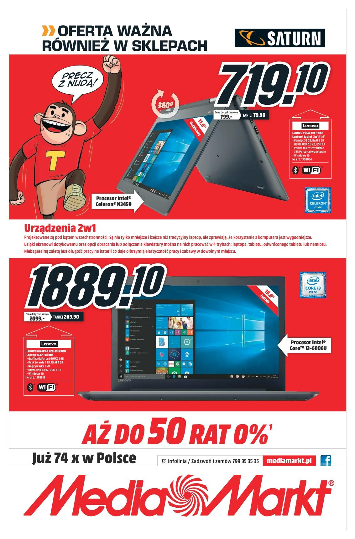 Gazetka promocyjna Media Markt do 05/09/2018 str.7