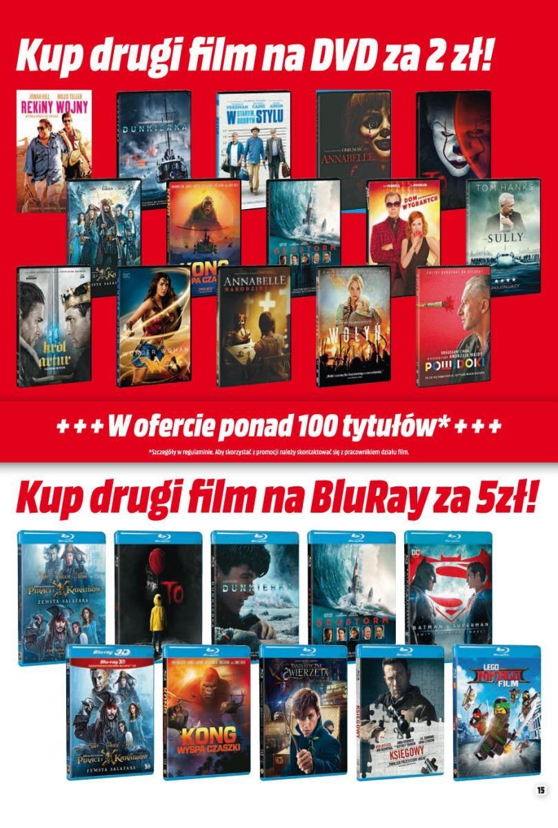 Gazetka promocyjna Media Markt do 31/07/2018 str.15