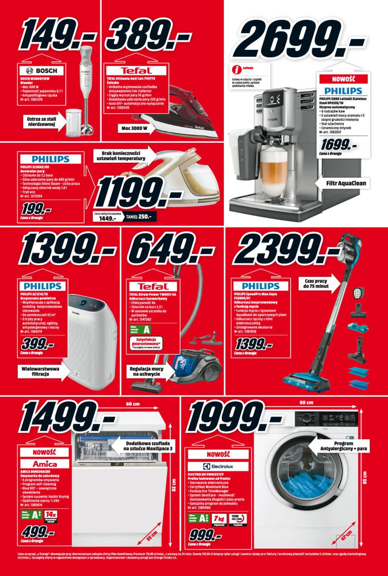 Gazetka promocyjna Media Markt do 24/10/2018 str.7
