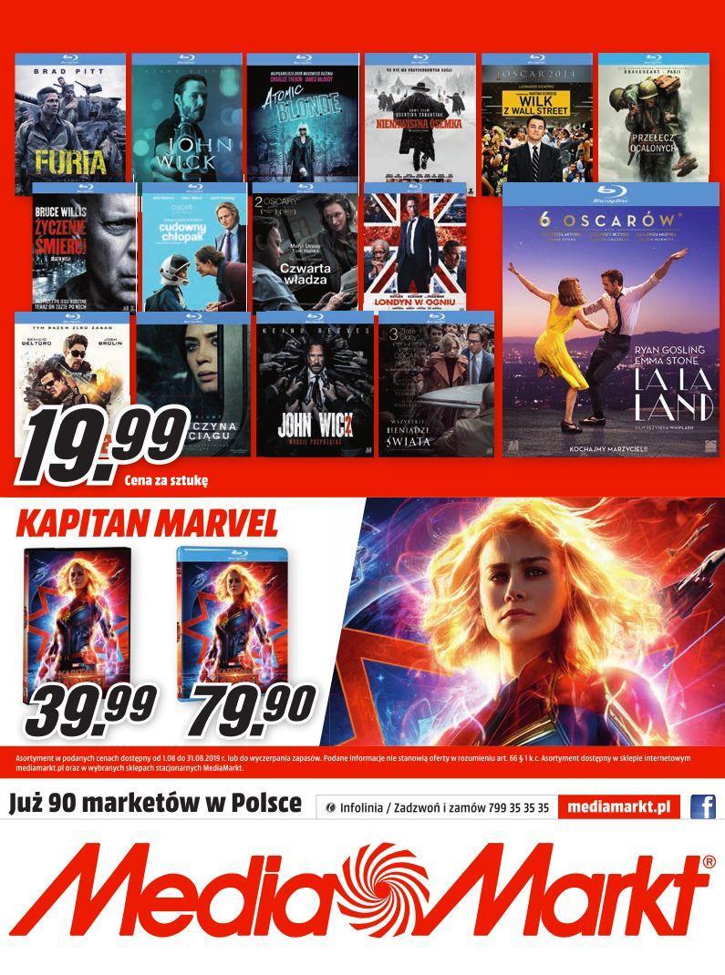 Gazetka promocyjna Media Markt do 31/08/2019 str.16