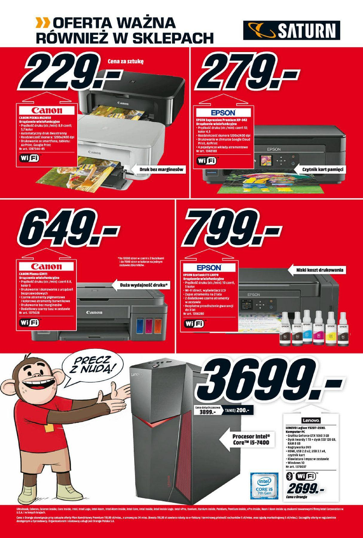 Gazetka promocyjna Media Markt do 20/08/2018 str.3