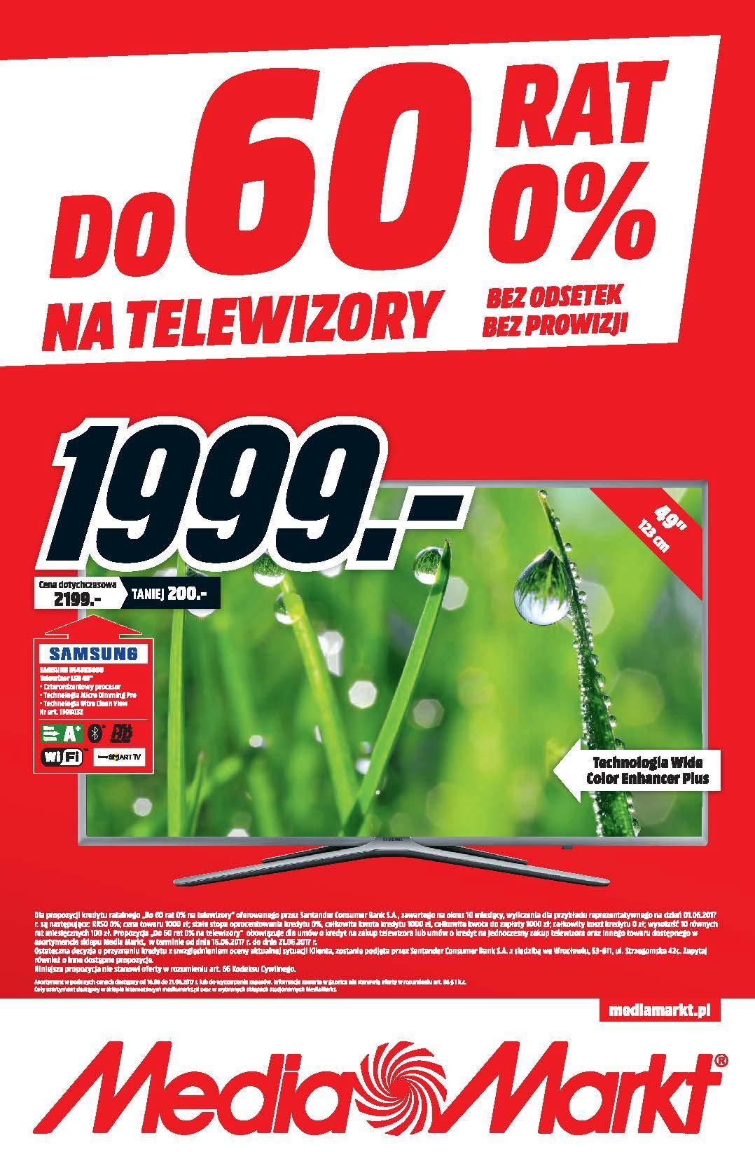 Gazetka promocyjna Media Markt do 21/06/2017 str.0