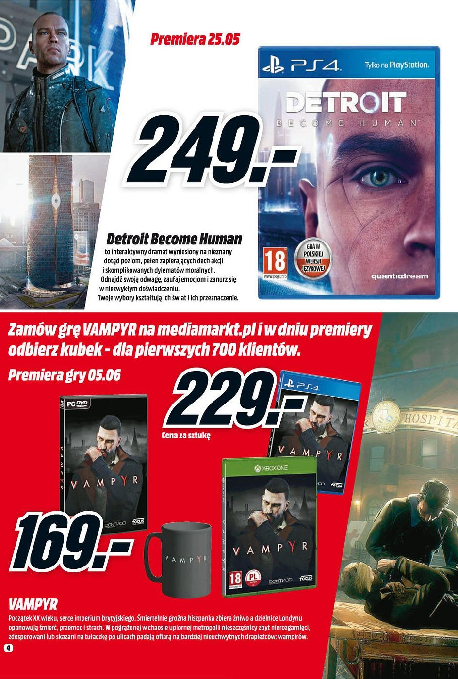 Gazetka promocyjna Media Markt do 31/05/2018 str.3