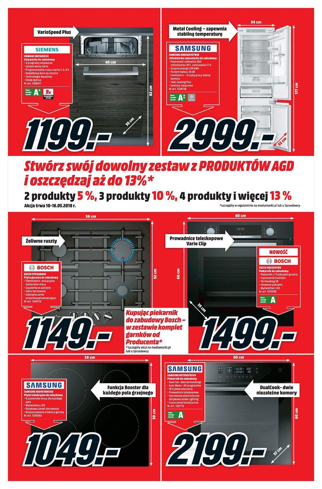 Gazetka promocyjna Media Markt do 16/05/2018 str.2