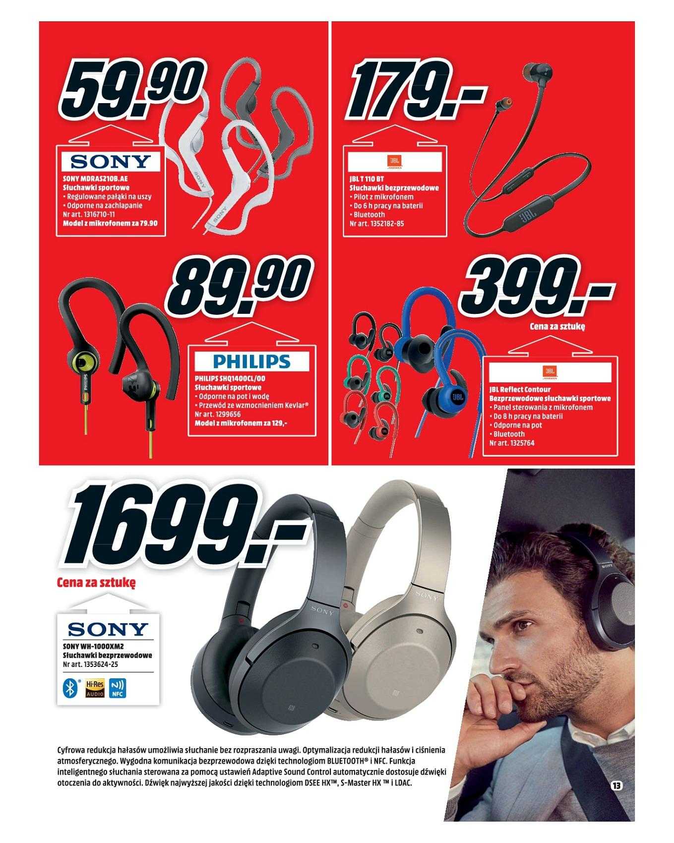 Gazetka promocyjna Media Markt do 30/04/2018 str.12