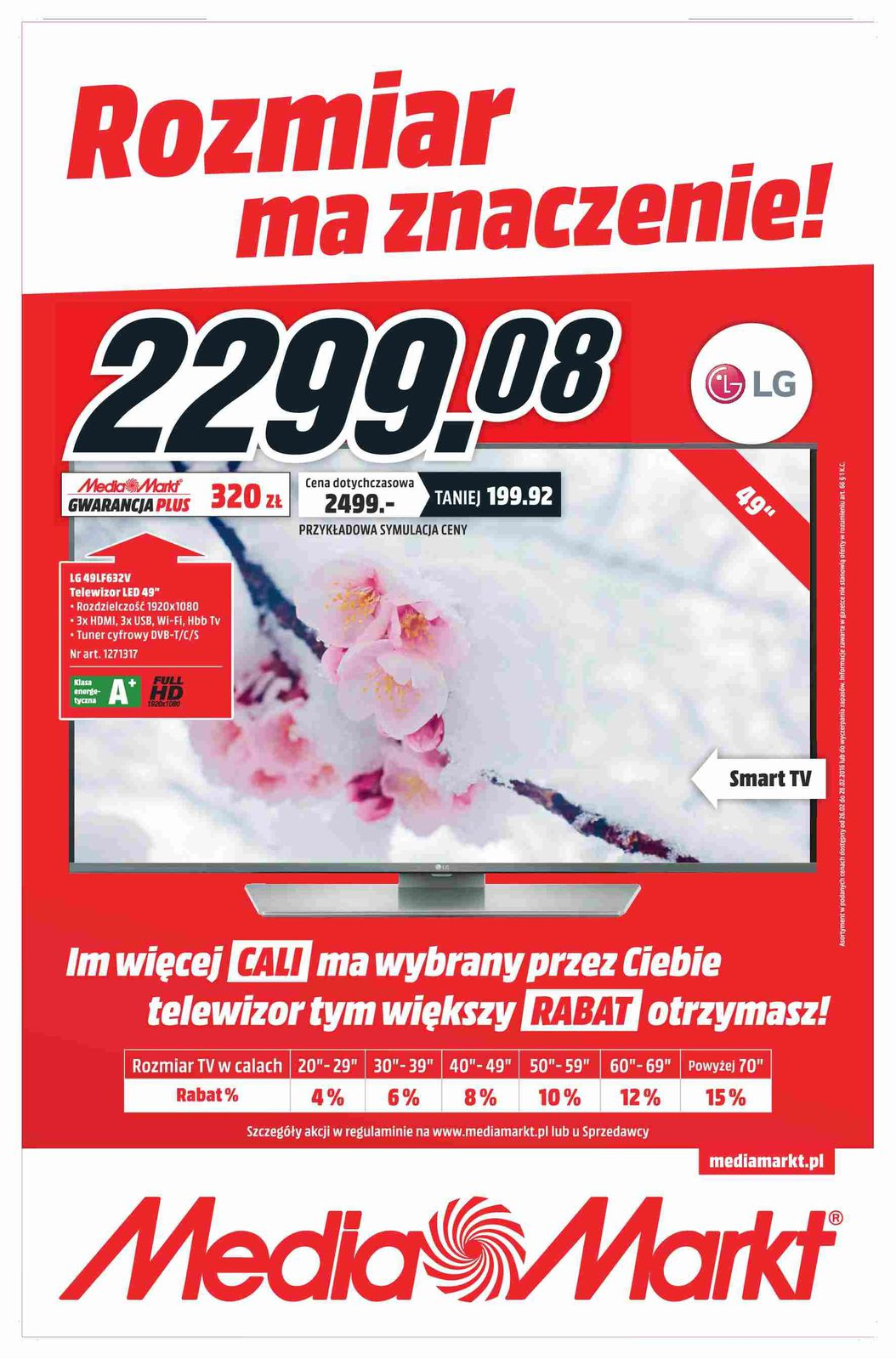 Gazetka promocyjna Media Markt do 28/02/2016 str.0