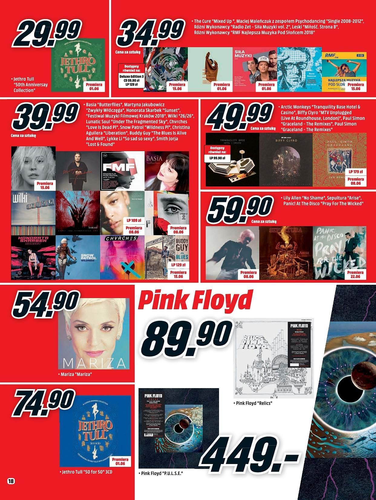Gazetka promocyjna Media Markt do 30/06/2018 str.17