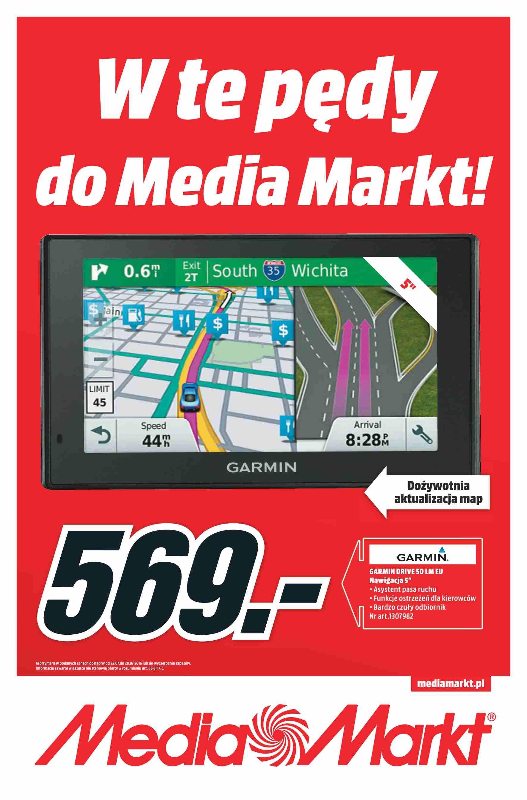 Gazetka promocyjna Media Markt do 28/07/2016 str.0