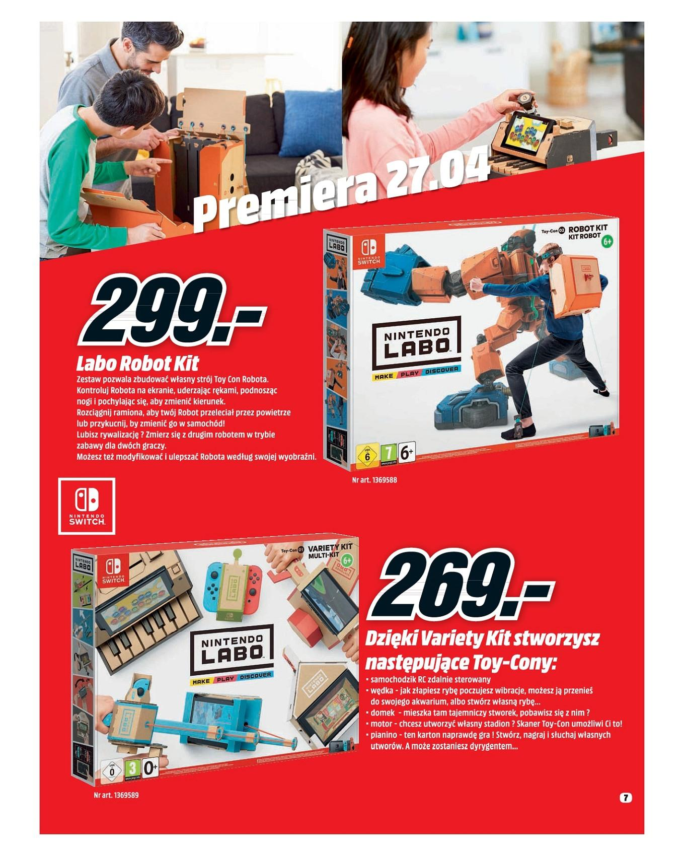 Gazetka promocyjna Media Markt do 30/04/2018 str.6