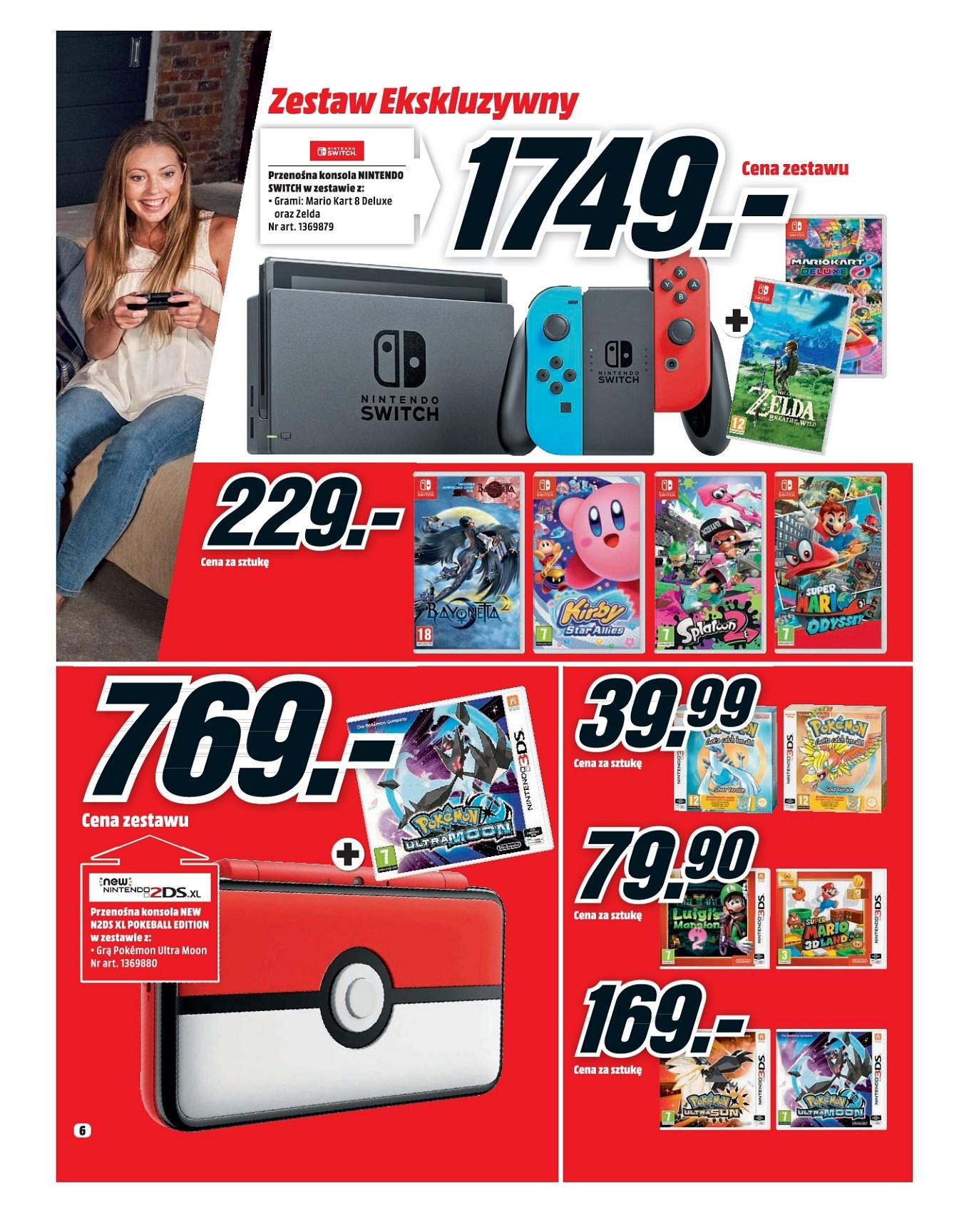 Gazetka promocyjna Media Markt do 30/04/2018 str.5